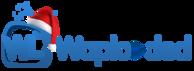 Waploaded Xmas Logo